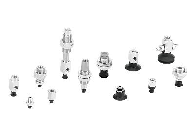 矮小型真空吸盘带适配器&缓冲支架