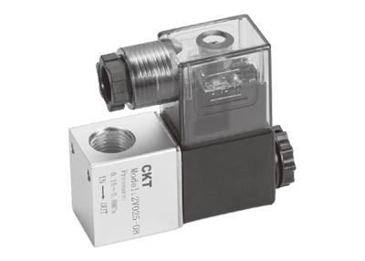 2V025系列直動式2通電磁閥