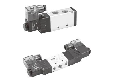 4V系列先導式5通電磁閥