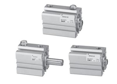 C-SDA、C-SSA、C-STA超薄氣缸系列(ø12-ø100)