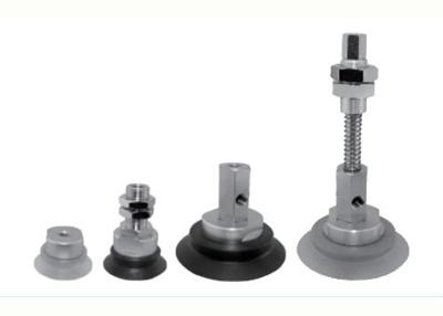 带肋平型(H)重载型真空吸盘带适配器&缓冲支架
