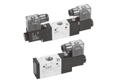 3V系列先导式3通电磁阀