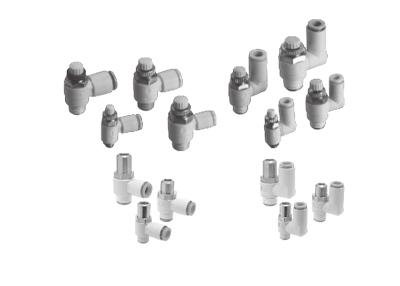 C-AS系列直角型/万向型调速阀
