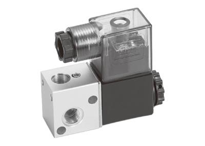 3V1系列直動式3通電磁閥